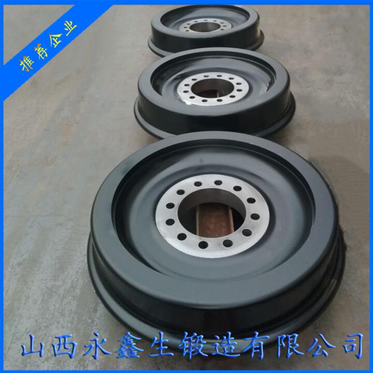 矿车轮锻件