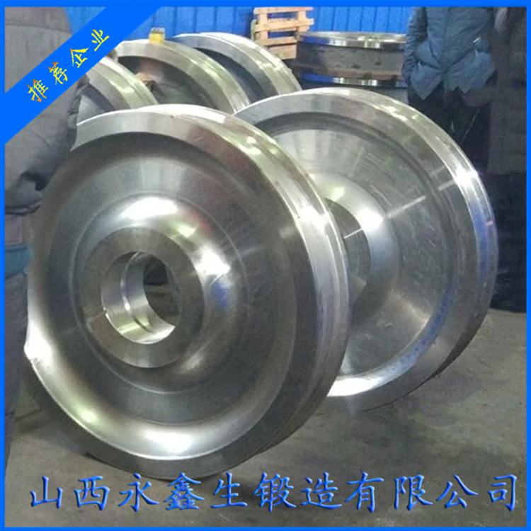 ZG55车轮锻件