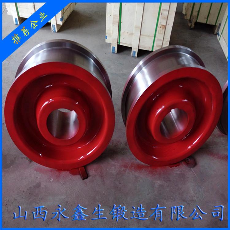 ZG50SiMn车轮锻件