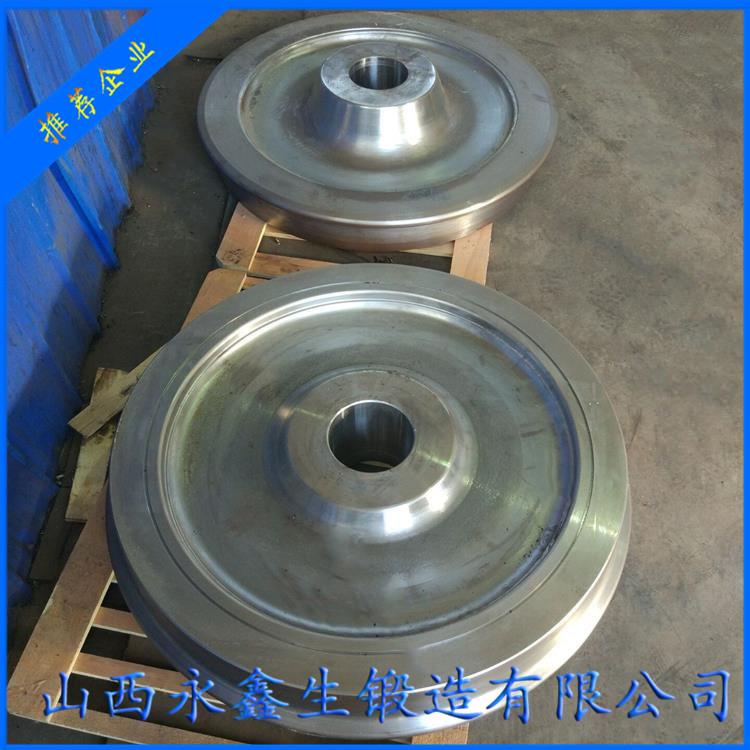 65Mn车轮锻件