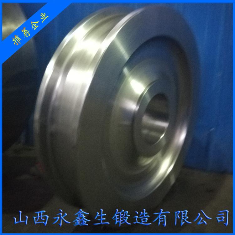 CL60车轮锻件