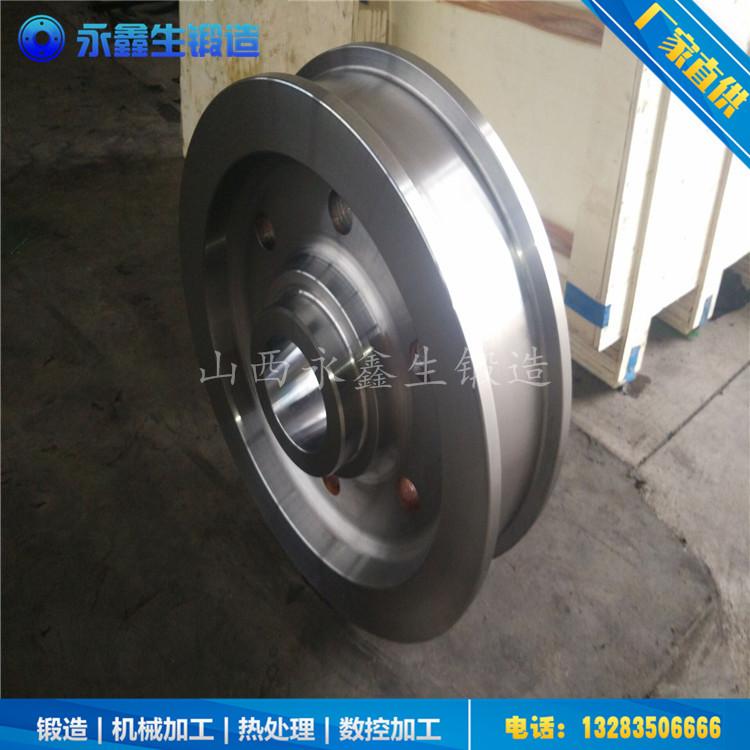 C70E型敞车车轮锻件