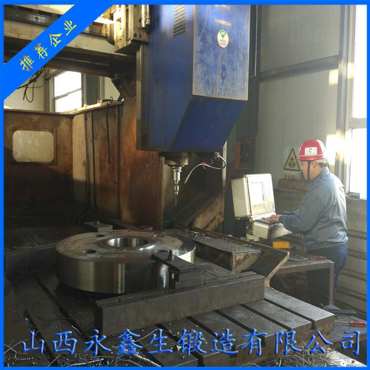 锻件渗碳后的机械加工